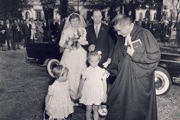 Un matrimonio anni '60